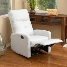 leather reclining club chair black leather reclining club chair
