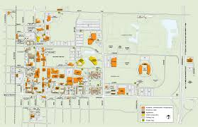American University Campus Map Printable Campus Map Tour Bgsu Pinterest Campus Map