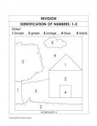 identify numbers worksheet worksheets