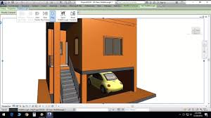 duplex house plan in 20x30 site with car parking and 2 master