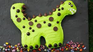 dinosaur cakes rex the dinosaur cake recipe bettycrocker