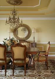 wall mirrors for dining room dining room asian with table setting