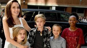 Angelina Jolie Mansion by Angelina Jolie Calls Her Children U0027her Best Friends U0027 Read More