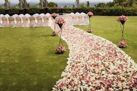 wedding runners 26 creative wedding aisle runners praise wedding