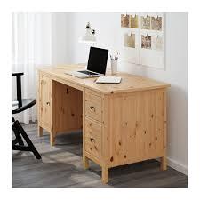Computer Desk Brown Hemnes Desk Black Brown Ikea
