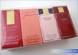Parfum Treasure estee lauder fragrance treasures set review photos trends