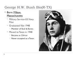 George H W Bush Date Of Birth Tengowski The1980 U0027s Hw Bush Bio
