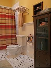towel rack above toilet houzz