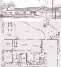 Impressive Design Rambler Floor Plans Pictures Mid Century Modern Homes Floor Plans The Latest