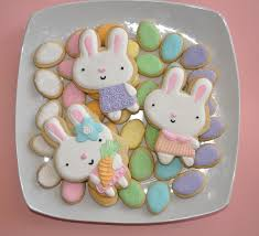 happy easter cute easter bunny cookies u2013 how to make a tiny