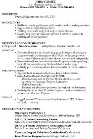 Cio Sample Resume by Event Planner Resume Example Free Resume Templates 2017 1805