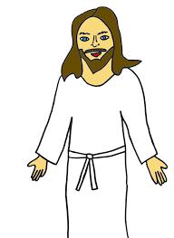 jesus clip art free ascension free clipart images 2 clipartcow 2
