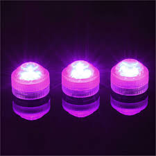 outdoor led tea lights wedding night outdoor led party lights battery operated waterproof