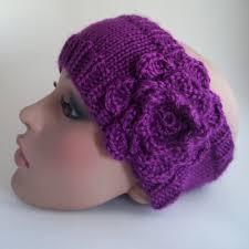 knitted headband pattern knitting patterns galore the headband