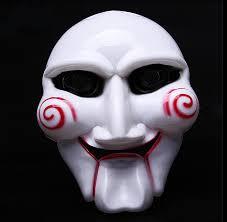 costume masks 2015 horror mask saw mask puppet masquerade mask chainsaw