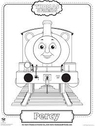 thomas friends coloring pages percy coloringstar