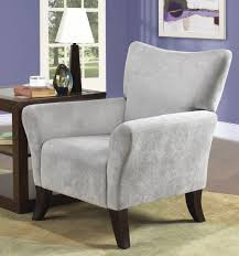 Grey Accent Chair Velvet Accent Chairs Chairs For Your Home Design Ideas With Regard