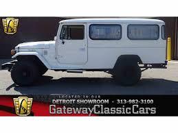 fj cruiser dealership 1982 toyota fj cruiser for sale on classiccars com 4 available