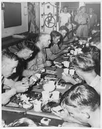thanksgiving 2014 dinner menu thanksgiving menu from 1942 honors those who fought in operation
