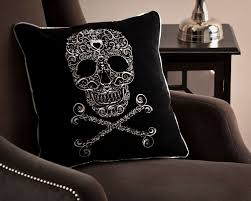 skull decorations for the home home decorating interior design