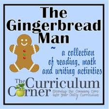 great printable teacher guide for the gingerbread man loose in the