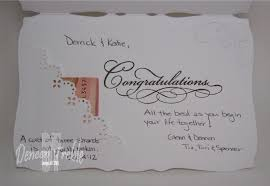 gift card bridal shower a path of paper bridal shower card