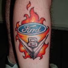 v8 rebel tattoo flickr