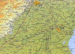 Yosemite Topo Map Maps Online
