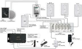 ceiling speaker volume control wiring diagram ewiring