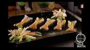 recette cuisine 2 telematin gourmand carpaccio de langoustines et agrumes 2 18 01 2018