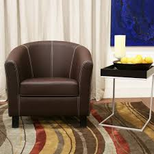 Leather Club Chair Swivel Furniture Leather Club Chair Tufted Leather Chair Leather Arm