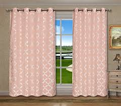 Grommet Window Curtains Pack Of 2 Calitime Grommets Window Curtains Panels For Bedroom