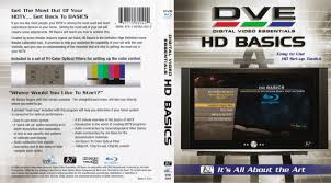 home theater basics dve hd basics blu ray disc