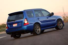 subaru loyale lifted 2007 subaru forester information and photos zombiedrive