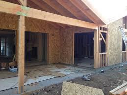 the cape cod ranch renovation more progress shower california