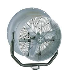 high cfm industrial fans triangle jetaire high velocity fan 30 inch 7900 cfm choose mount