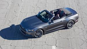 pre owned ford mustang convertible 2016 ford mustang convertible pricing for sale edmunds