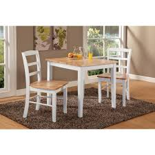 Wood Dining Chairs International Concepts Madrid White And Natural Wood Dining Chair