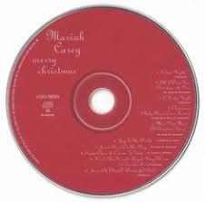 christmas cds vinyl merry christmas carey limited vinyl lp record