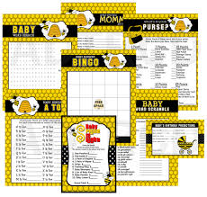 mommy to bee baby shower party games games baby shower