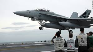 fa 18 hornet aircraft wallpapers suv flees cops takes out navy fighter jet cnnpolitics