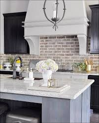 kitchen brick wall tiles brick veneer cost brick backsplash