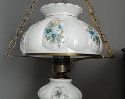 vintage swag lamp etsy