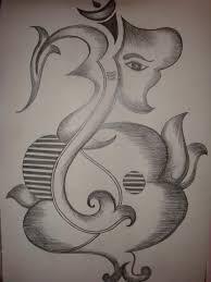 ganesh ji sketch free download clip art free clip art on