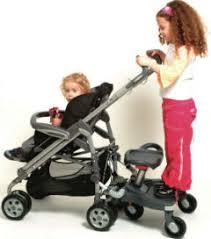 passeggino con pedana secondo bimbo bimbi in viaggio o in citt罌 nuove soluzioni per loro