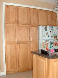 wood pantry cabinet for kitchen oak kitchen pantry storage enchanting pantry cabinet kitchen