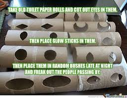 Toilet Paper Roll Meme - toilet paper roll troll by captainawesome meme center