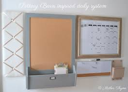 Pottery Barn Calendar Organize Now Week 1 Schedule