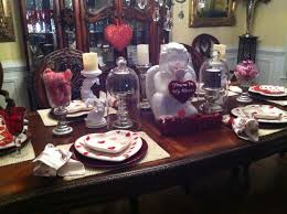 valentines day dining room table setting mommy blogs decorate