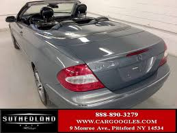 2007 used mercedes benz clk clk350 2dr cabriolet 3 5l at